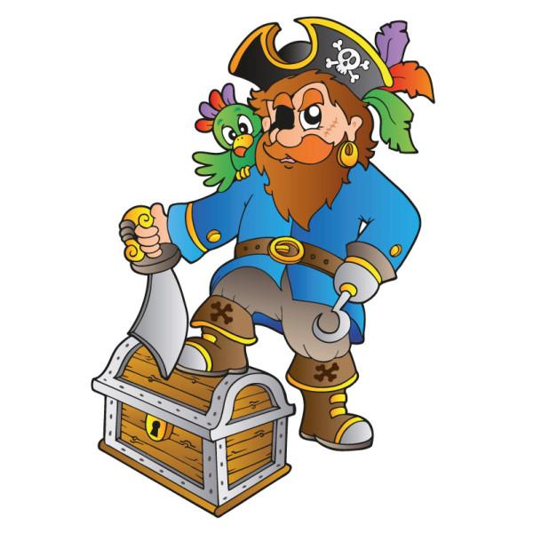 Kinder-Wandtattoo-Pirat-mit-Schatzkiste_1649