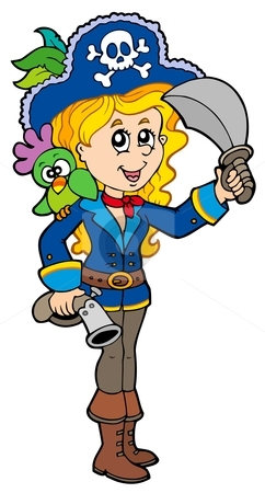 pretty-pirate-girl-with-parrot-stock-vector-clipart-pretty-pirate-5lL556-clipart